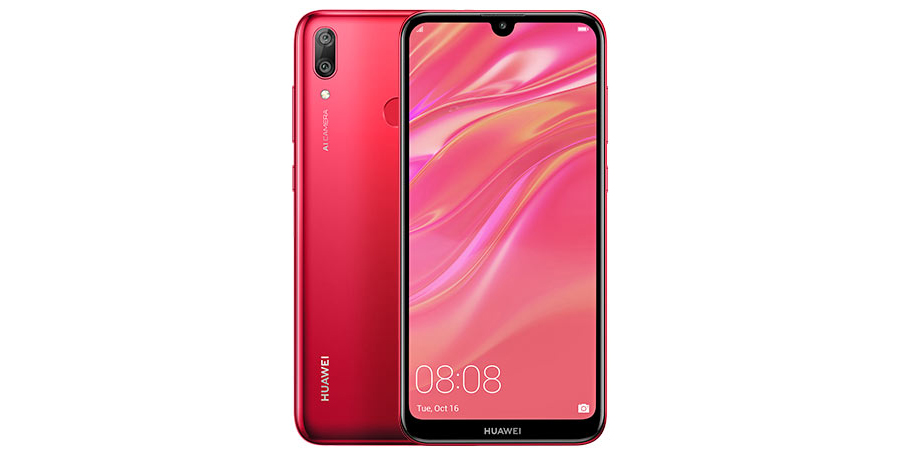 The Huawei Y7 Prime 2019 officially goes on sale in Kenya today